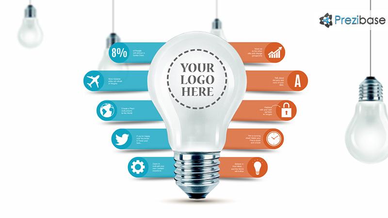 light bulb ideas Prezibase