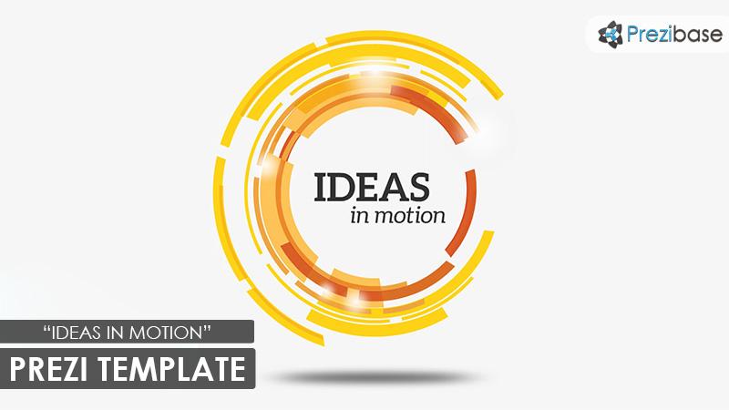 Animated Prezi Templates Prezibase - animation circles