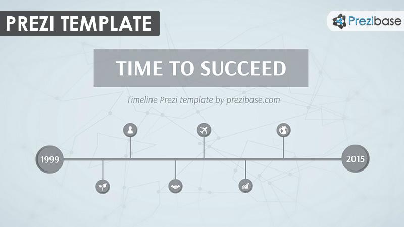Timeline Prezi Templates Prezibase - business timeline template