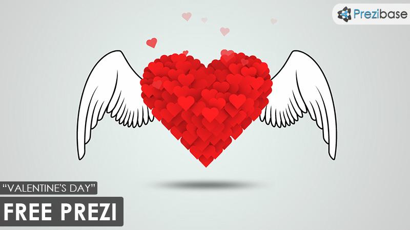 Free Prezi Templates Prezibase - love templates free