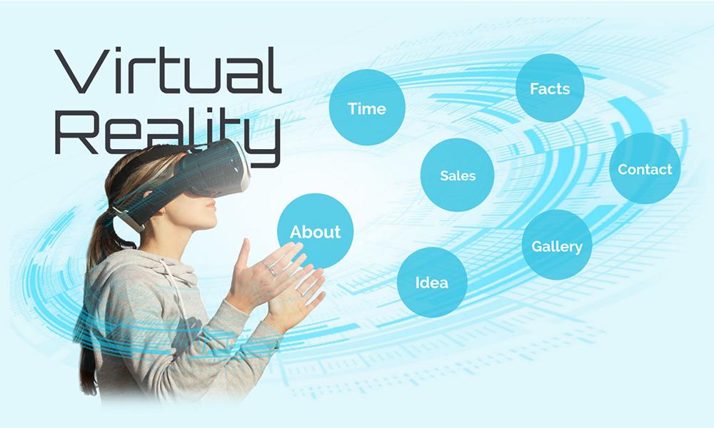 Virtual Reality Presentation Prezi Template Prezibase