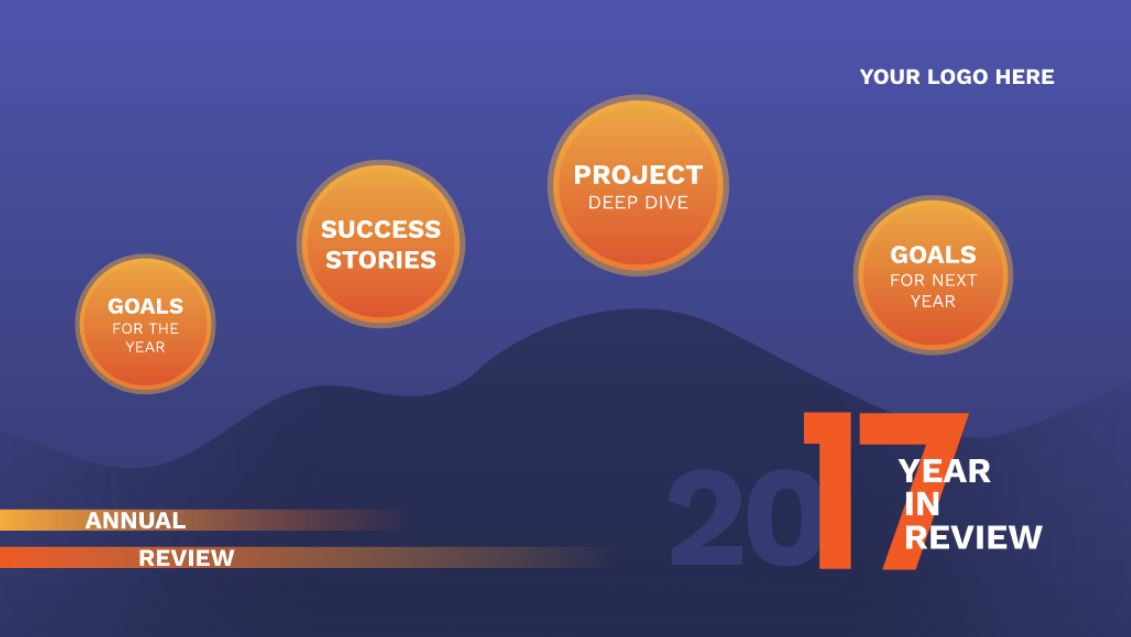 Annual Review \u2013 Free Prezi Next Template Prezibase - business review template