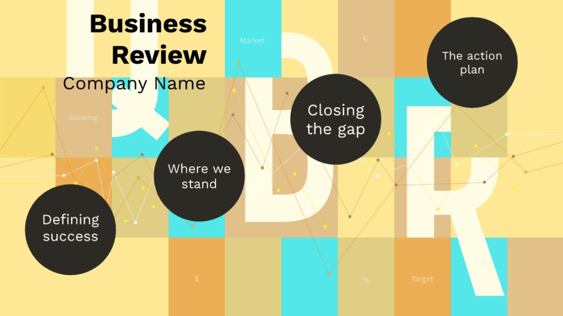 Quarterly Business Review \u2013 Free Prezi Next Template Prezibase - business review template