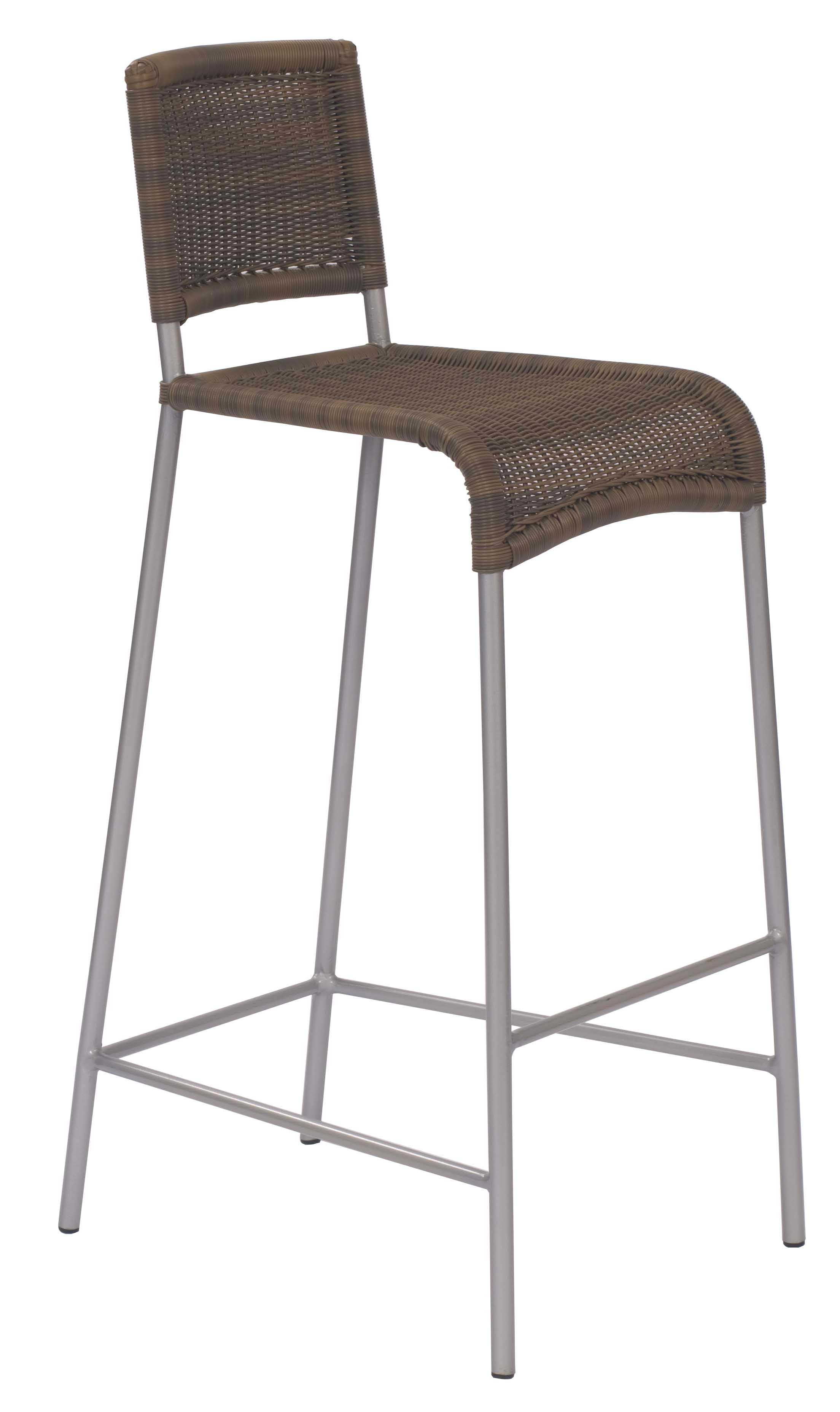 Rattan Rollo Rollo Bar Stool Pr Home
