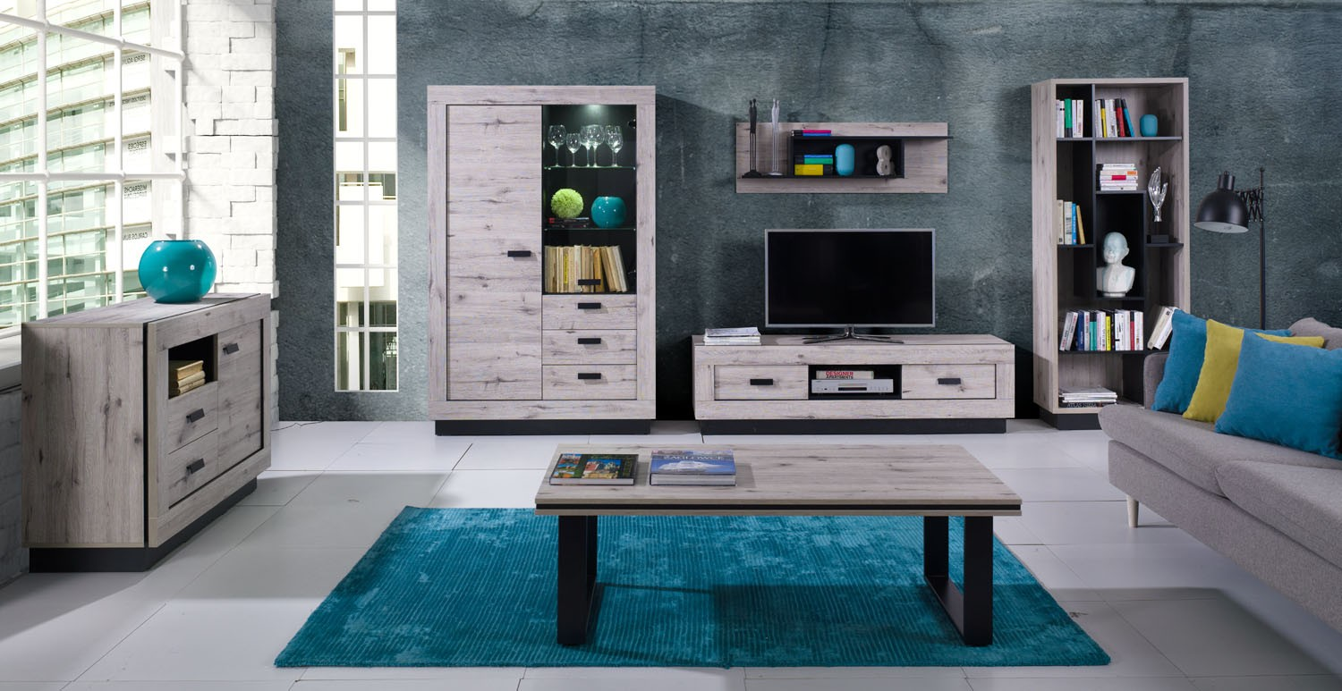 Meuble Tv Et Table Basse Price Factory
