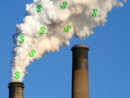 Carbon Trading Obsession is \