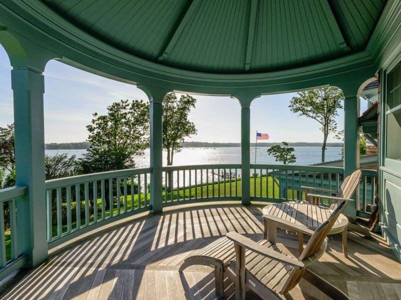 Kitchen Islands Atlanta Ga Shelter Island's Waterfront Jewel - $24,500,000 - Pricey Pads