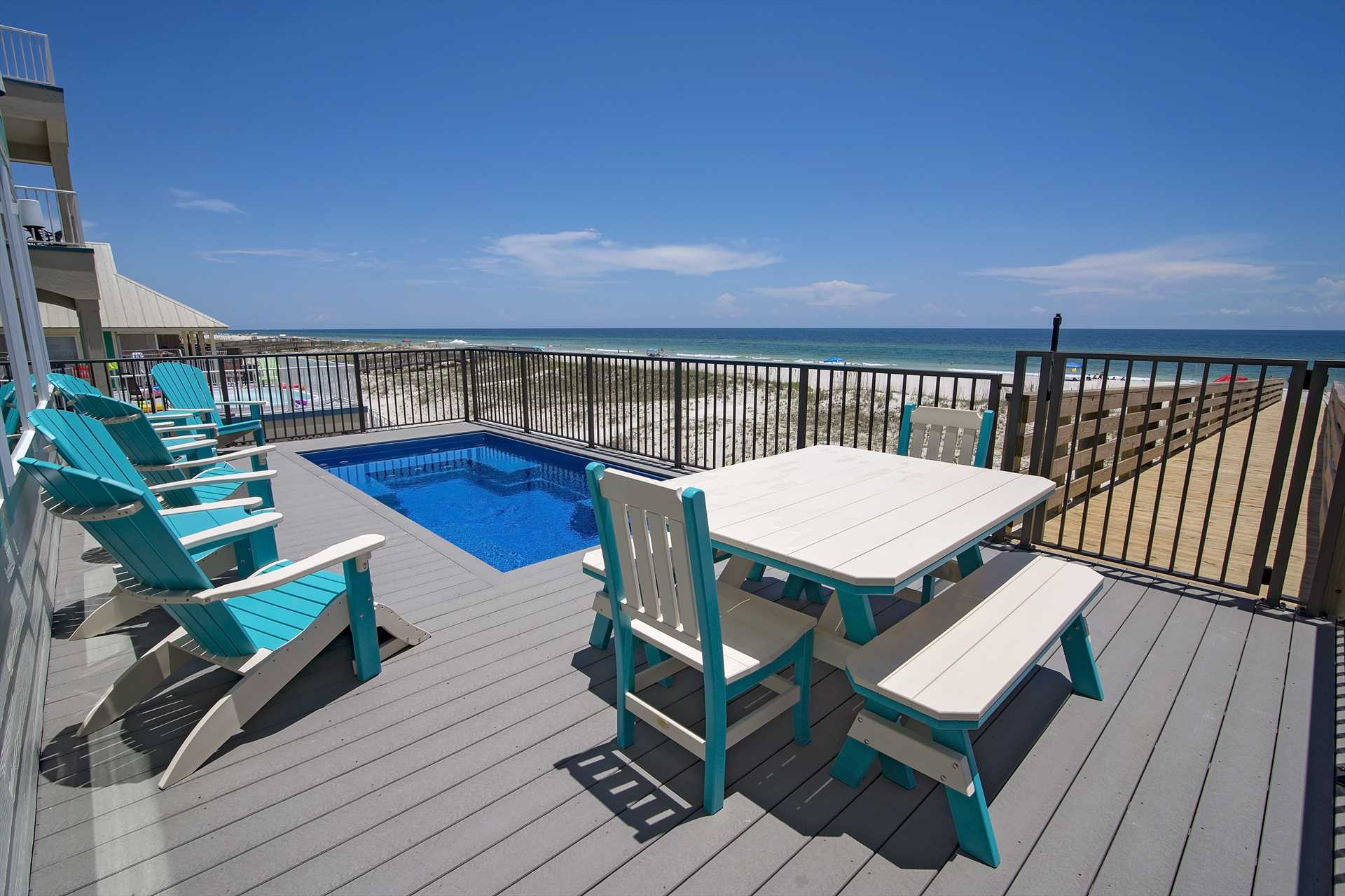 Yassy Beach House In Gulf Shores
