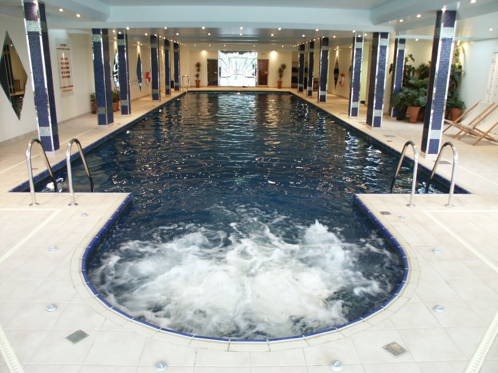 Jacuzzi Pool Hotel Bovey Castle Hotel Luxury Hotels Devon Pride Of Britain