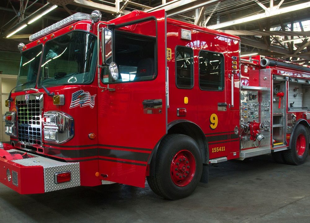 Fire Vehicles and Equipment Pride Outfitting LLC
