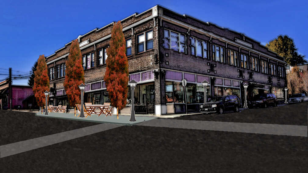 Downtown Revitalization Covers Photo : Downtown revitalization committee