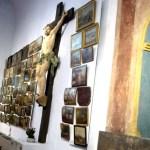 Crucifix et ex-votos