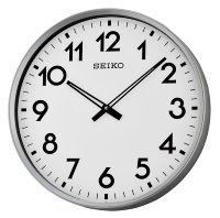 Wall Clock - Seiko Big Numbers, Wall Clocks at priisma