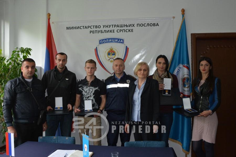 Posthumno odlikovanje za pripadnike CJB Prijedor