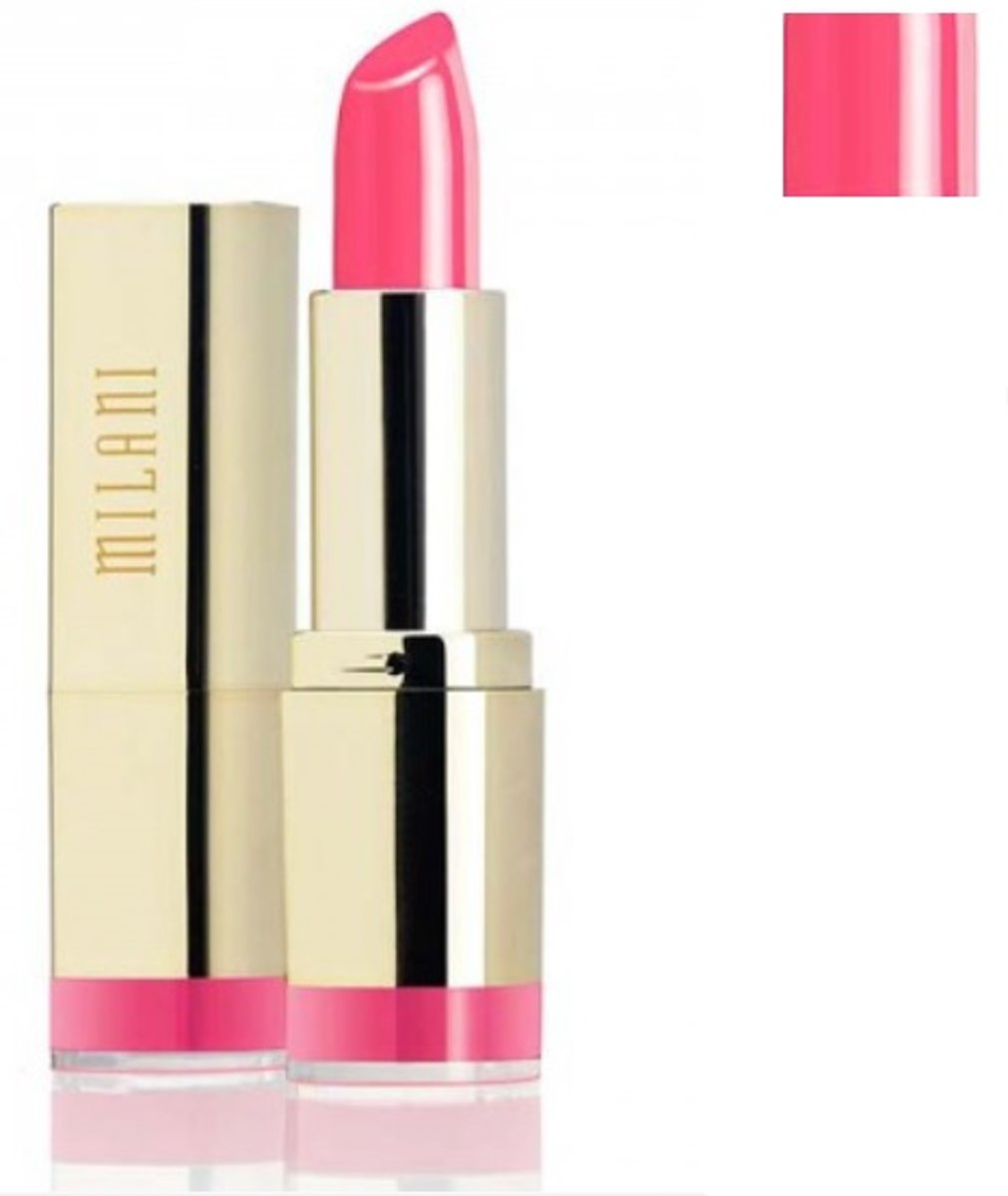 Carnauba Wax Kopen Milani Color Statement Lipstick Pink Love 41