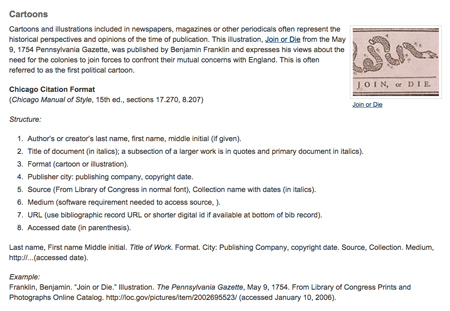 Using Sources Citing Digitized Sources from the Library - TPS-Barat