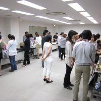 大阪アフィリエイト展覧会2011会場風景1