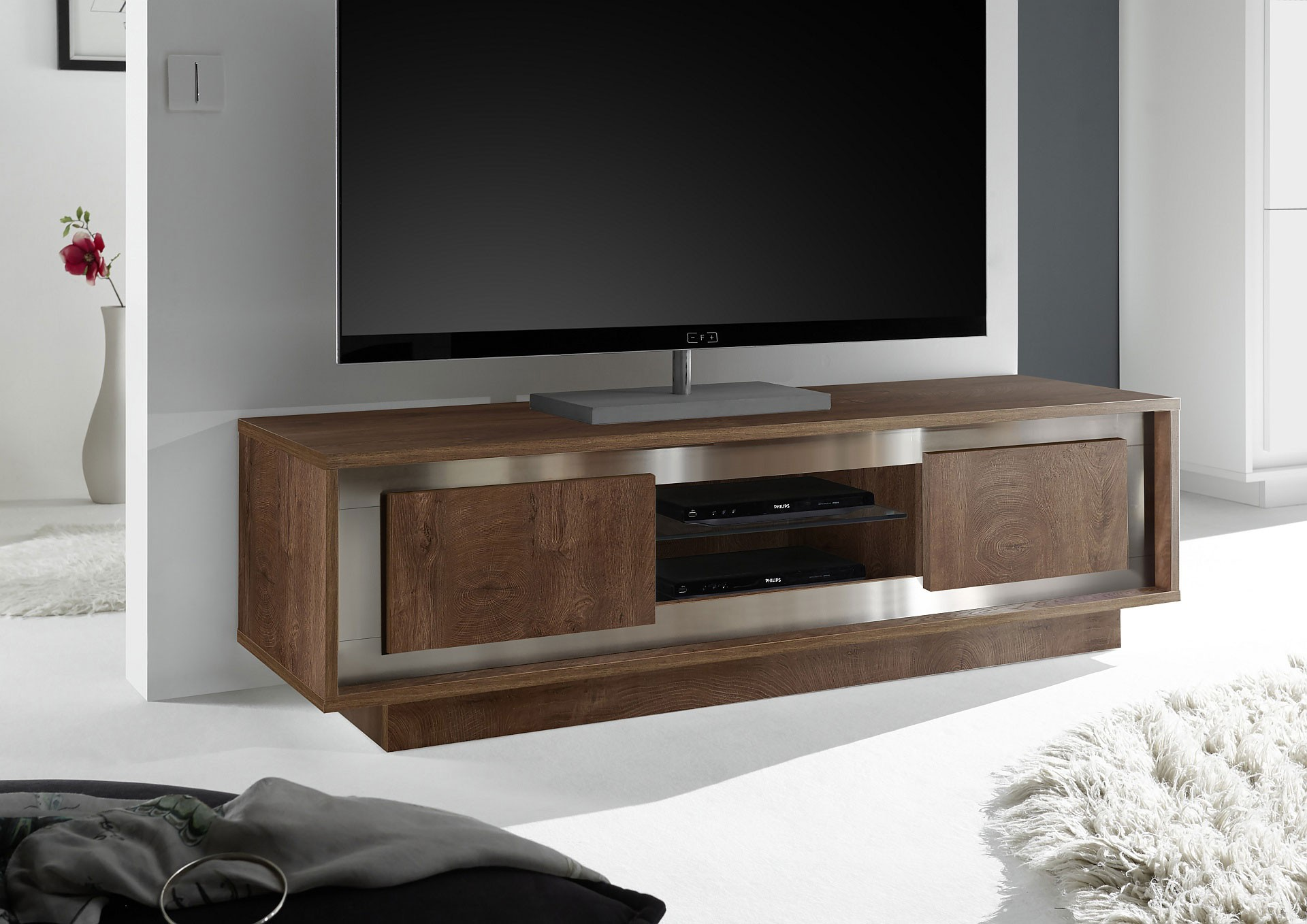 Meuble Tv Factory Contemporary Styled Tv Console Made In Italy Palo Alto