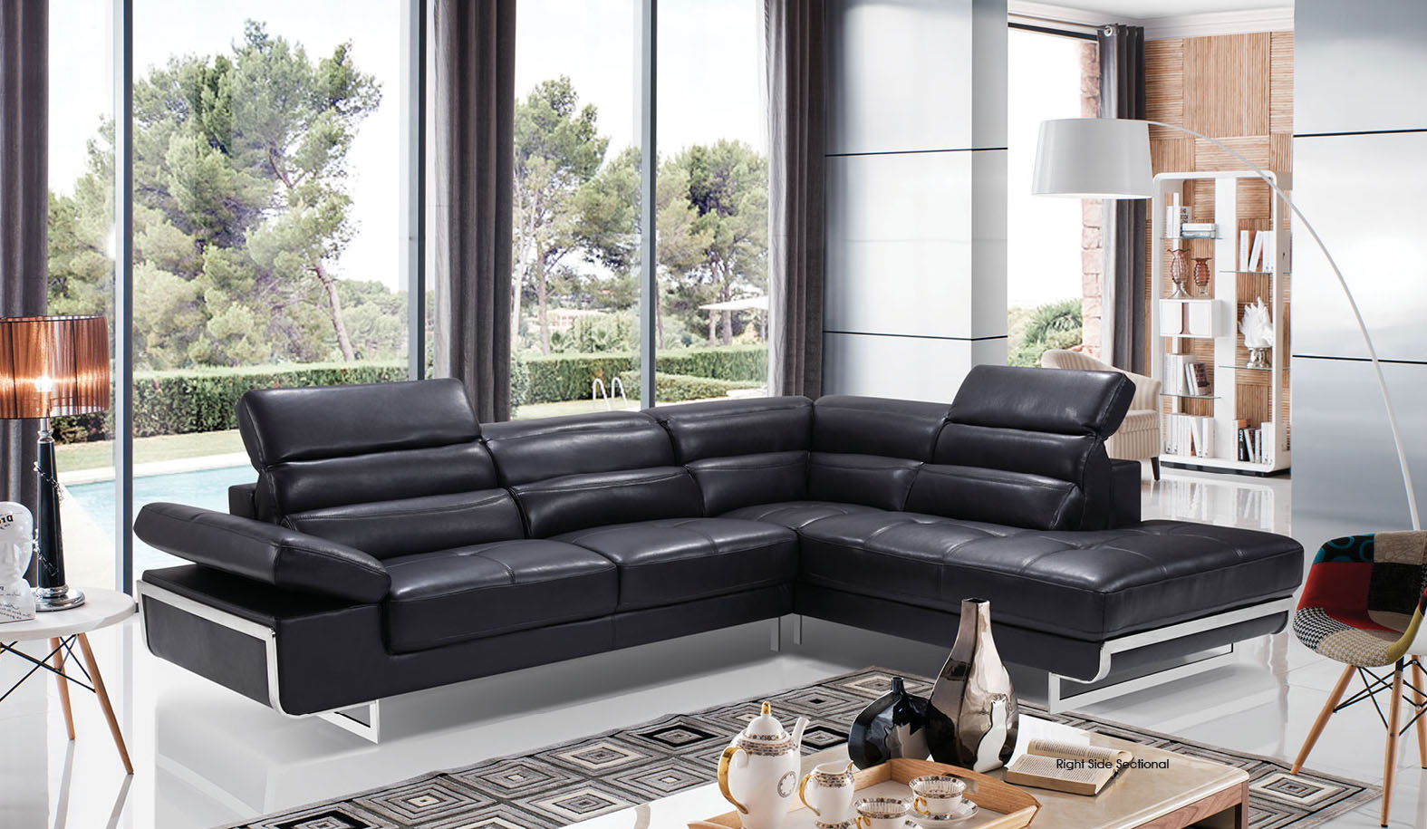 Leather Living High Class Italian Leather Living Room Furniture