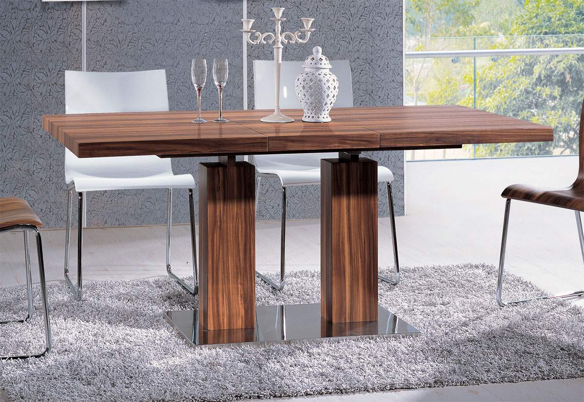Modern Dining Room Furniture Versatile Transitional Durably Scaled Dining Room Table Base