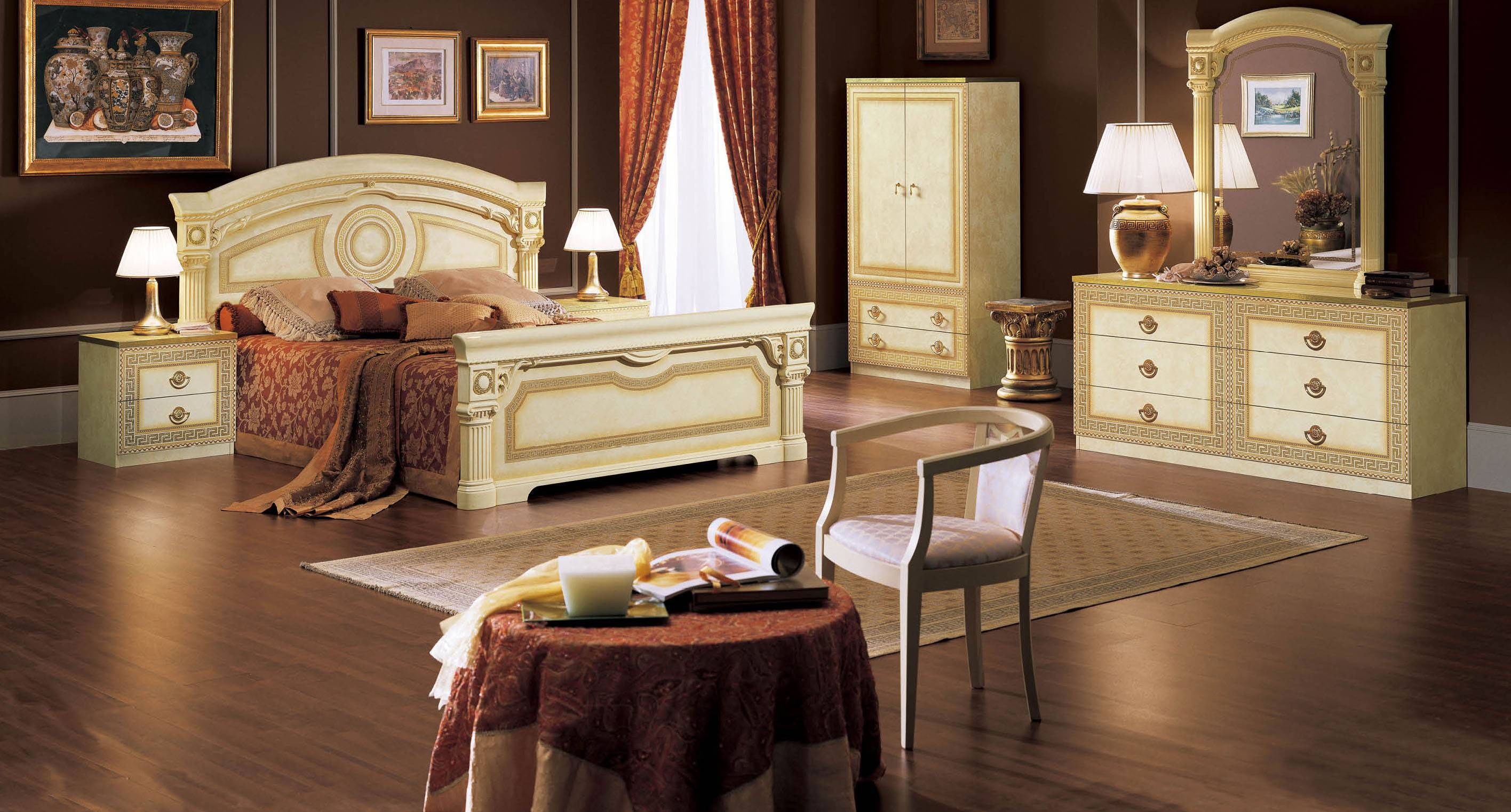 Italian Furniture Bedroom Made In Italy Quality High End Classic Furniture Set
