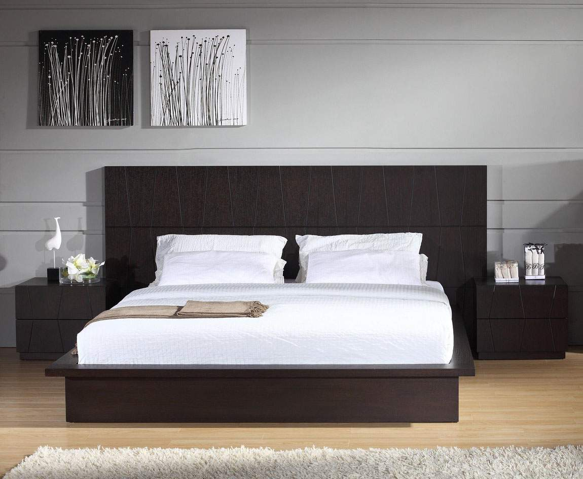Stylish Furniture Stylish Wood Elite Platform Bed