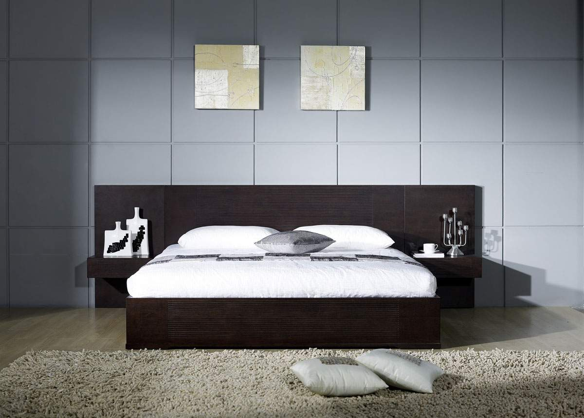 Modern Bed Designs Wood Stylish Wood Elite Platform Bed Boston Massachusetts Bh Epic