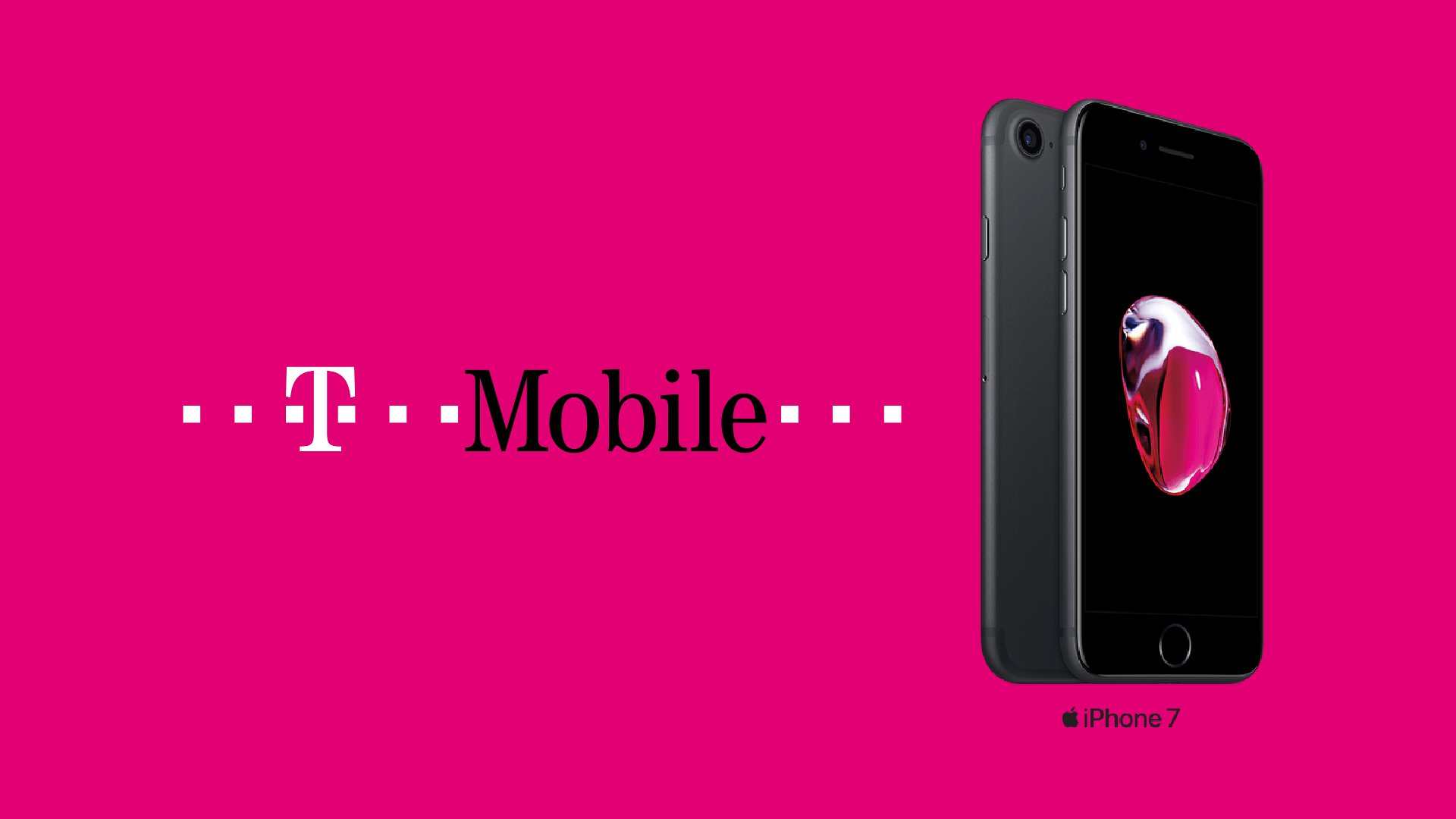 Iphone Mobile T Mobile Is Offering Free Iphone 7 If You Switch To Their