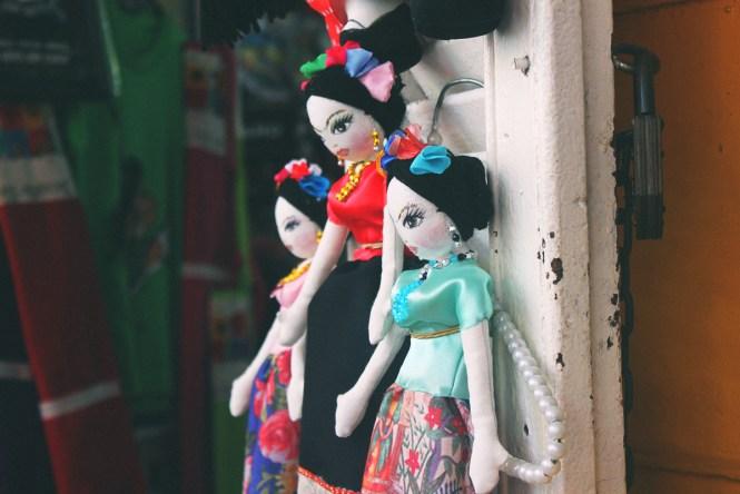 Frida Kahlo - Bonecas - Caminito