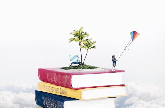 Into The Books - O mundo dos livros por Luisa Azevedo