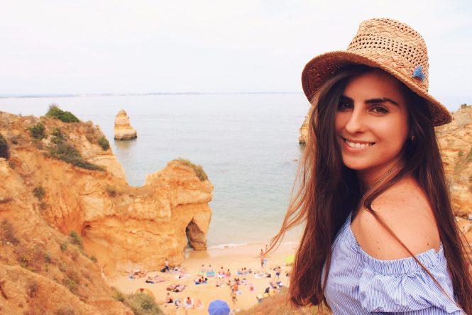 Praia do Camilo Algarve Portugal