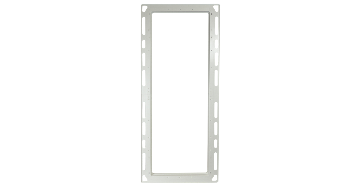 structured media wiring enclosure