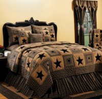 Country Home Decor: Country quilted bedding collections ...