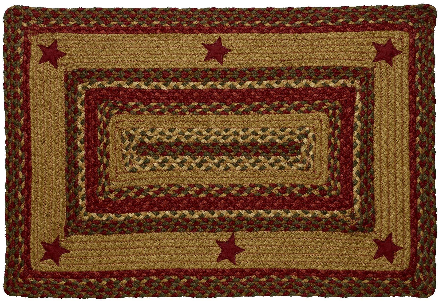 Jute Rug Spotlight Spotlight On Cinnamon Primitive Home Decors