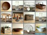 Farmhouse Antique Decor Kitchens