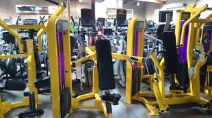Life Fitness Pro2 Gym Package
