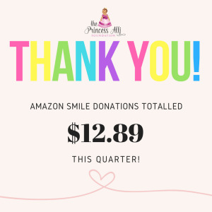 Amazon Smile Announcement