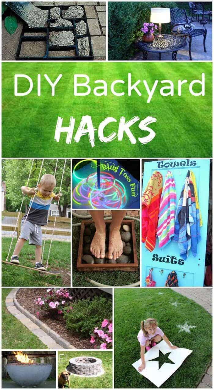 Large Of Diy Backyard Oasis
