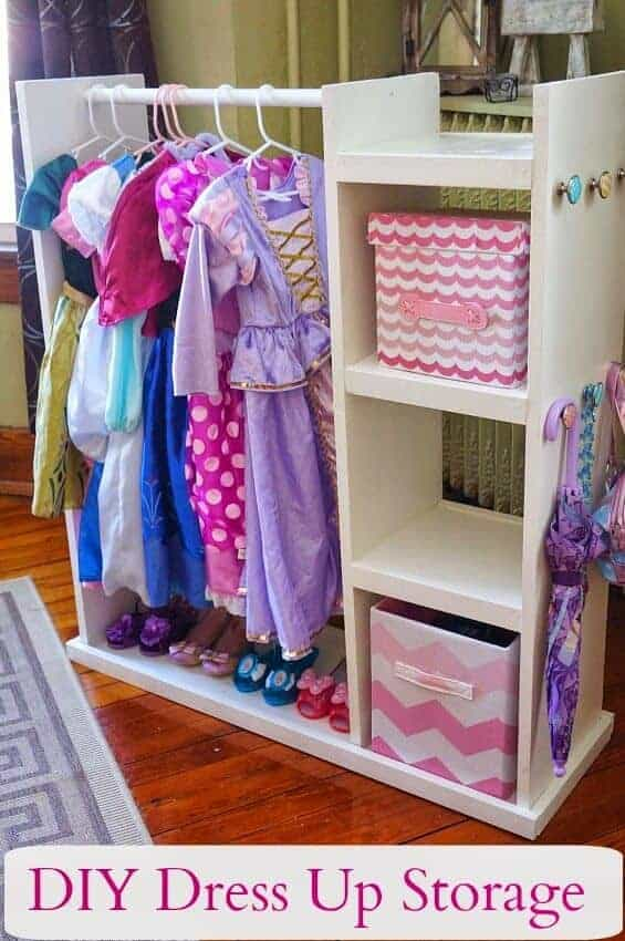 Toy Chest Ikea Awesome Kids Playrooms - Princess Pinky Girl