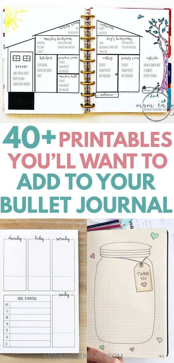 Everything You Wanted to Know About a Bullet Journal (and more)