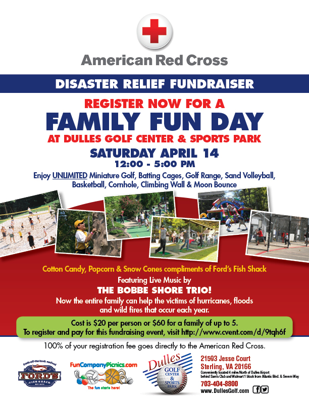 Red Cross Family Fun Day Fundraiser Prince William Living
