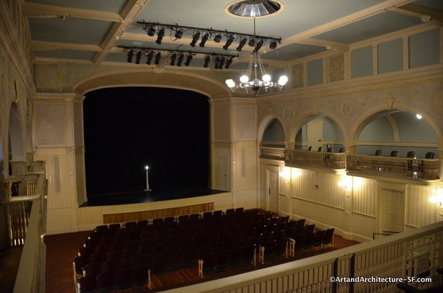 Theater at the Casino in Newport RI