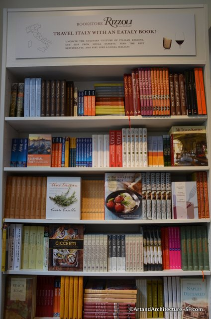 Bookstore at Eataly