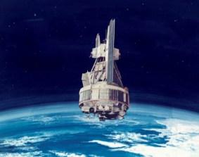 nimbus satellite