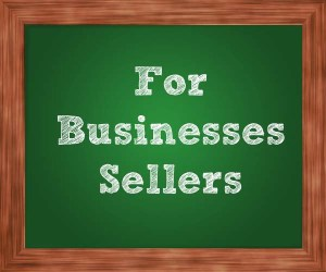 For Business Sellers