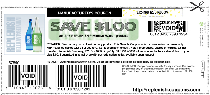 Kroger - coupon format
