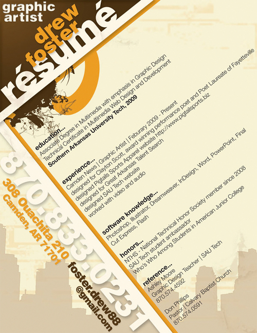 The 10 Do\u0027s And Don\u0027ts Of Padding Your Resume College News