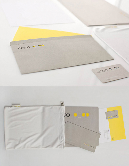 Corporate Identity u2013 55 examples of amazing Corporate Designs - note paper template