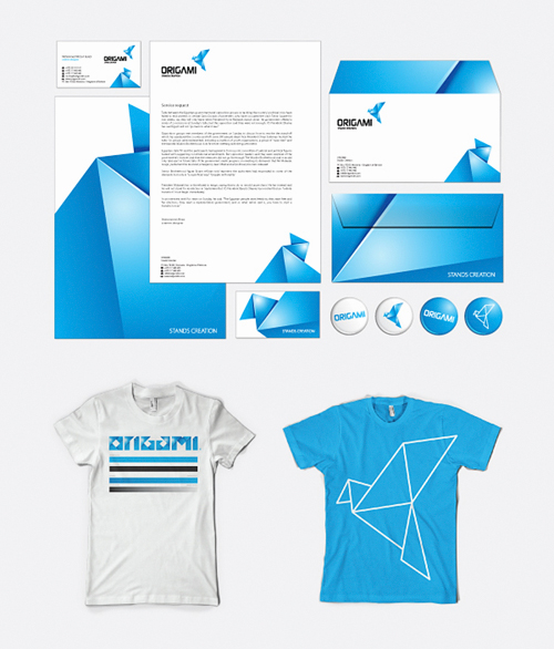 Corporate Identity u2013 55 examples of amazing Corporate Designs - sample policy manual template
