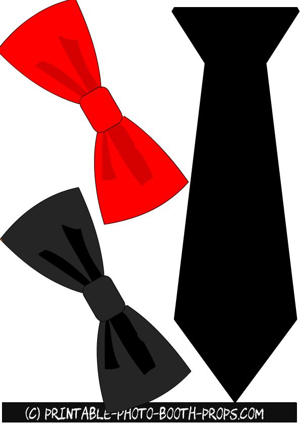 printable bow tie